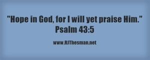 Psalm 43-5