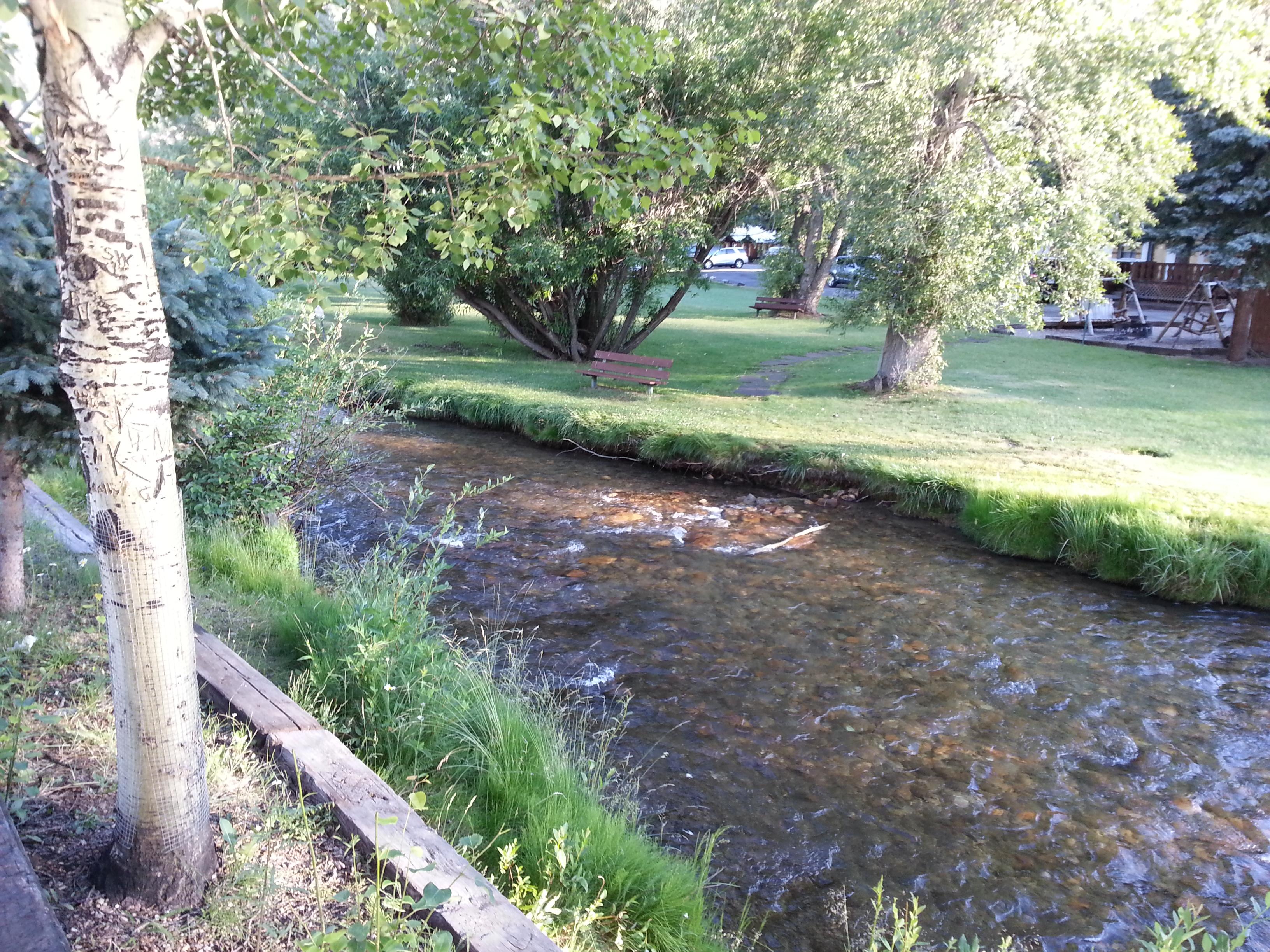 Red River stream
