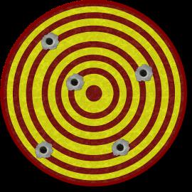target - bullet