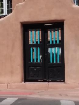 Doorway - Santa Fe