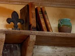 Books on shelf - SW