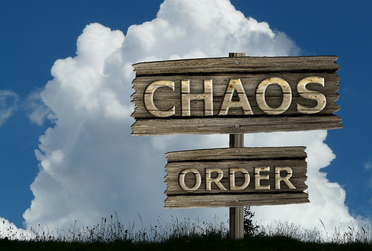 order - chaos